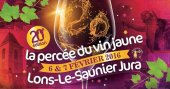 Percée du Vin Jaune VS Saint-Vincent Tournante 2016