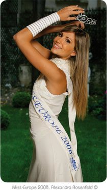 miss europe 2008