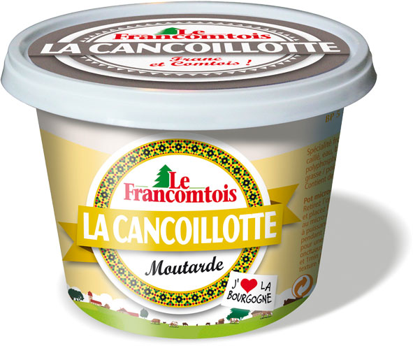 cancoillotte moutarde