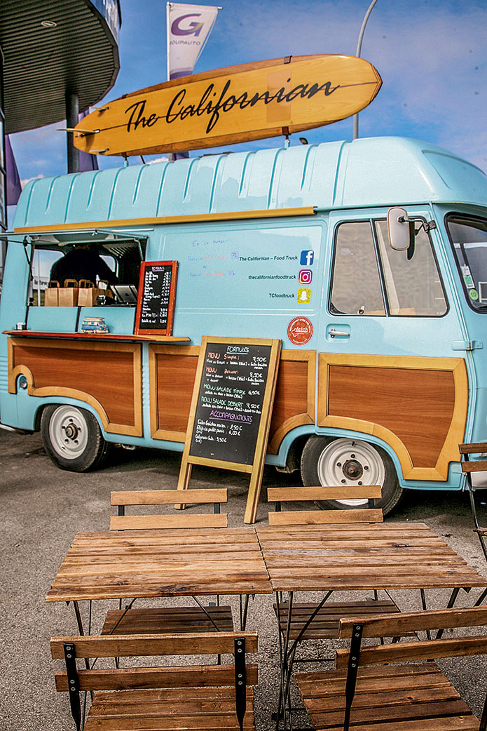 The Californian - Food Truck