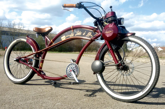 solex customise