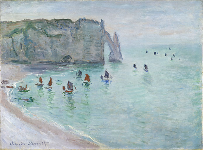 Claude Monet à la Donation Granville