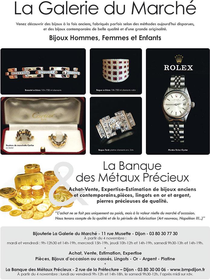 boutique vente bijoux d'occasion dijon